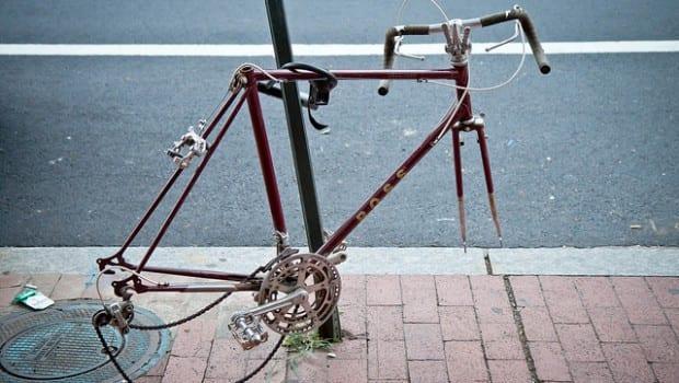 自転車泥棒を撃退!鍵の種類や ...