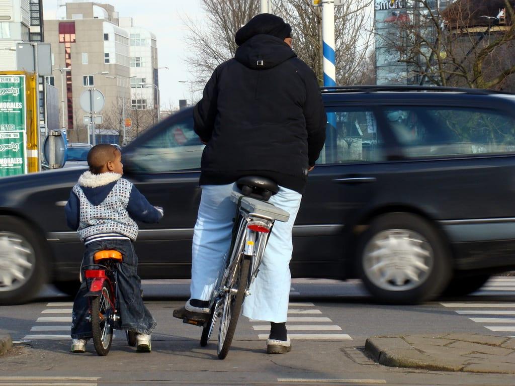 ... 自転車事故は少なくありません