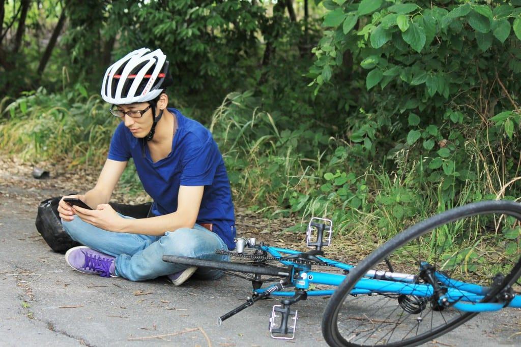 au損保の自転車ロードサービス ...