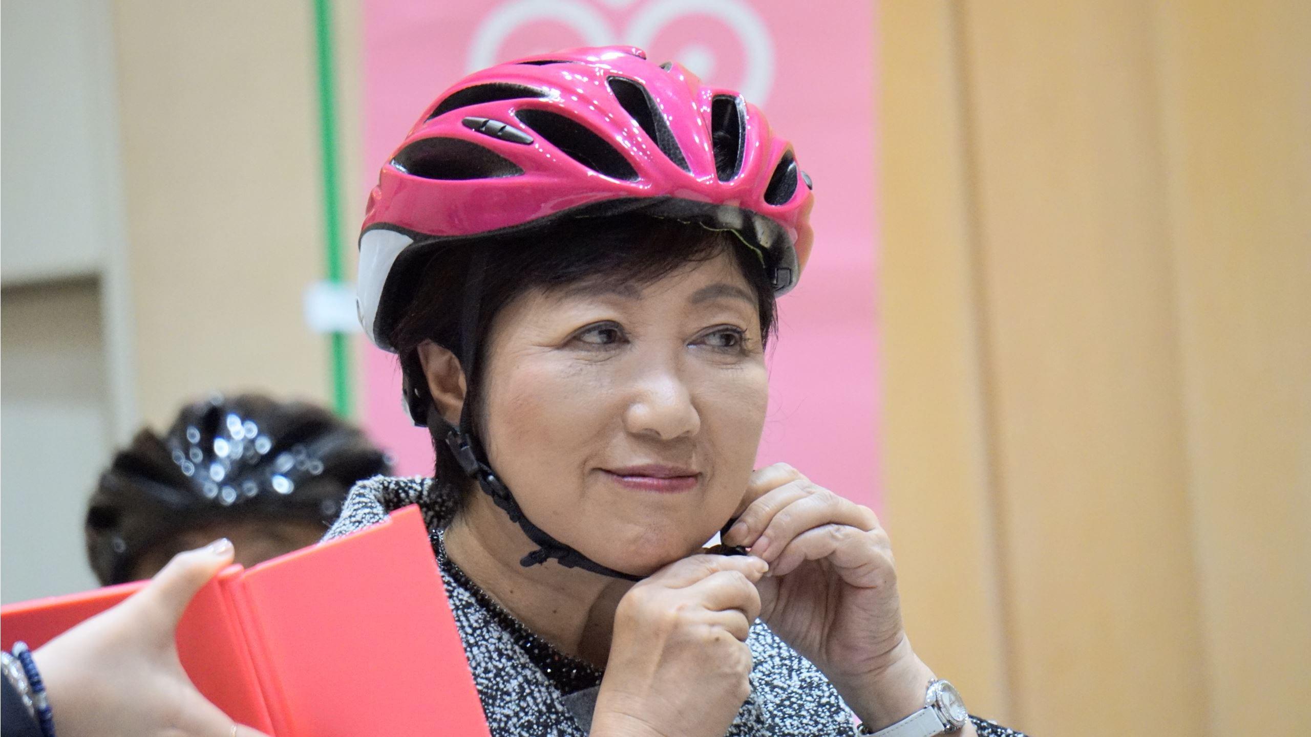 国内初!「ヘルメット着用中補償」付き自転車保険がau損保より発売