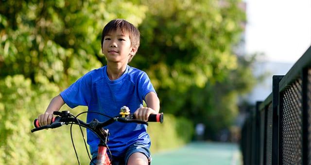 自転車保険の年齢